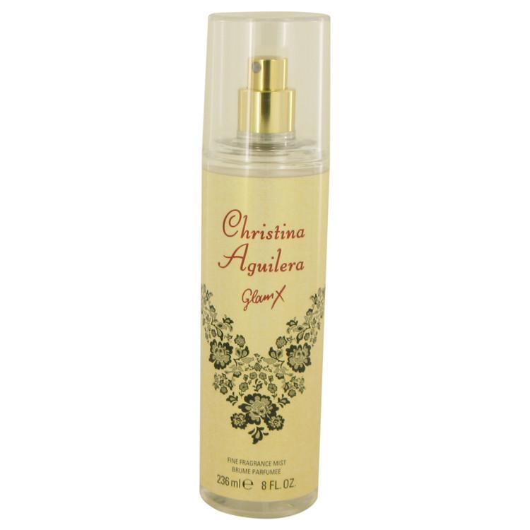Glam X by Christina Aguilera Fine Fragrance Mist 8 oz for Women - Oliavery