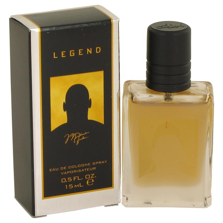 Michael Jordan Legend by Michael Jordan Mini Cologne Spray 0.5 oz for Men - Oliavery