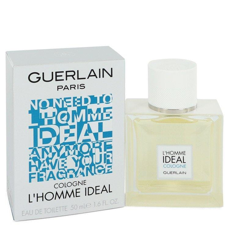 L'homme Ideal Cologne by Guerlain Eau De Toilette Spray for Men