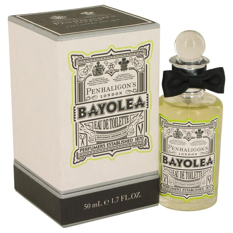 Bayolea by Penhaligon's Eau De Toilette Spray for Men - Oliavery