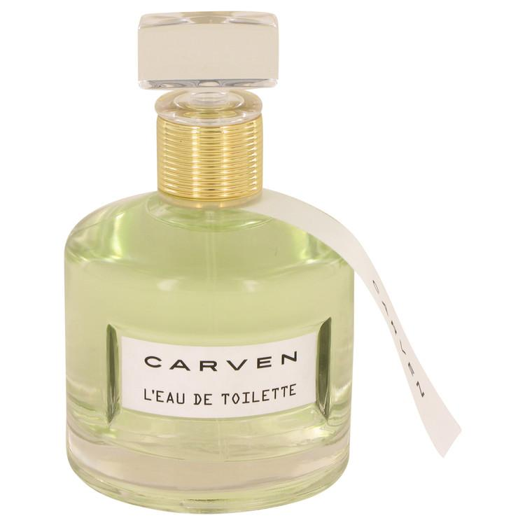 Carven L'eau De Toilette by Carven Eau De Toilette Spray (Tester) 3.4 oz for Women