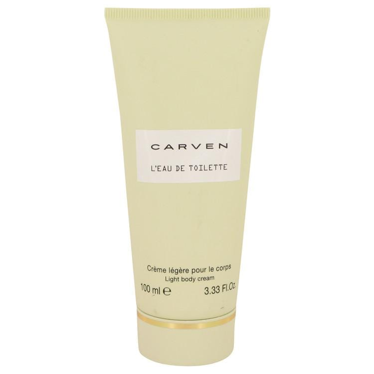 Carven L'eau De Toilette by Carven Body Cream 6.7 oz for Women - Oliavery