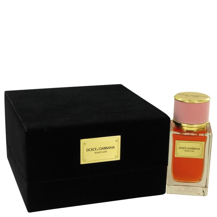 Dolce & Gabbana Velvet Love by Dolce & Gabbana Eau De Parfum Spray 1.6 oz for Women - Oliavery