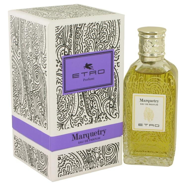 Etro Marquetry by Etro Eau De Parfum Spray (Unisex) 3.3 oz for Women - Oliavery