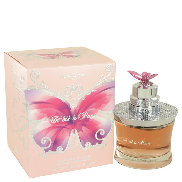 Un Ete A Paris by Remy Latour Eau De Parfum Spray 3.3 oz for Women - Oliavery