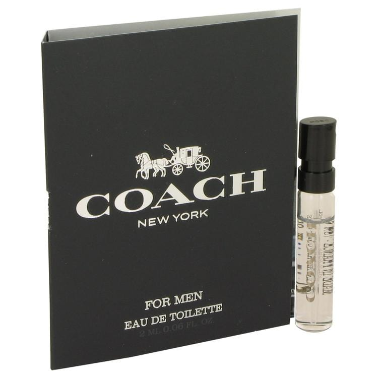 Coach by Coach Vial (sample) .06 oz for Men - Oliavery