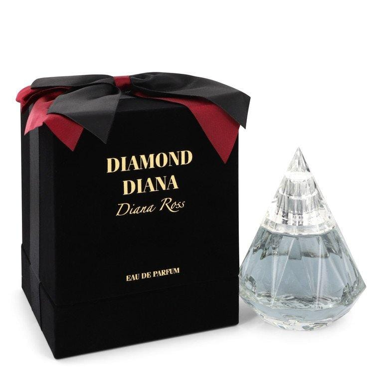 Diamond Diana Ross by Diana Ross Eau De Parfum Spray 3.4 oz for Women - Oliavery