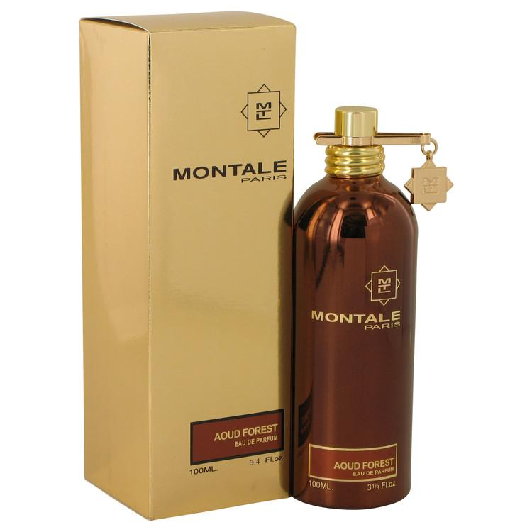 Montale Aoud Forest by Montale Eau De Parfum Spray (Unisex) 3.4 oz for Women - Oliavery