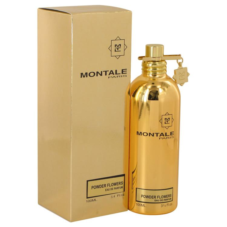 Montale Powder Flowers by Montale Eau De Parfum Spray 3.4 oz for Women - Oliavery
