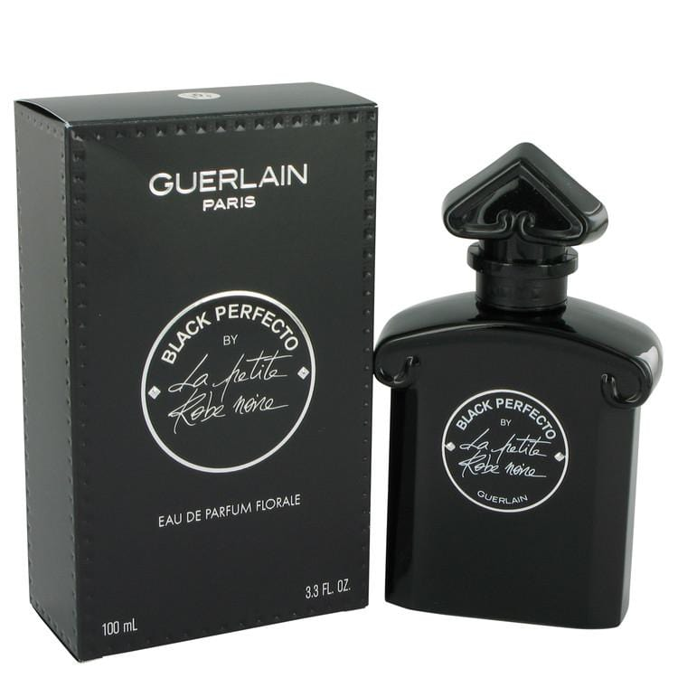 La Petite Robe Noire Black Perfecto by Guerlain Eau De Parfum Florale Spray for Women - Oliavery