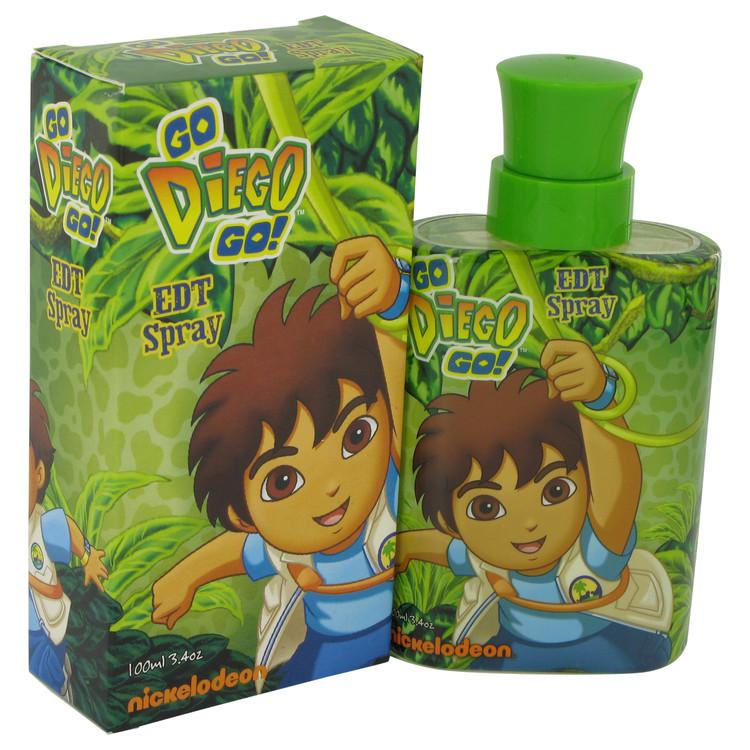 Go Diego Go! by Marmol & Son Eau De Toilette Spray 3.4 oz for Men - Oliavery