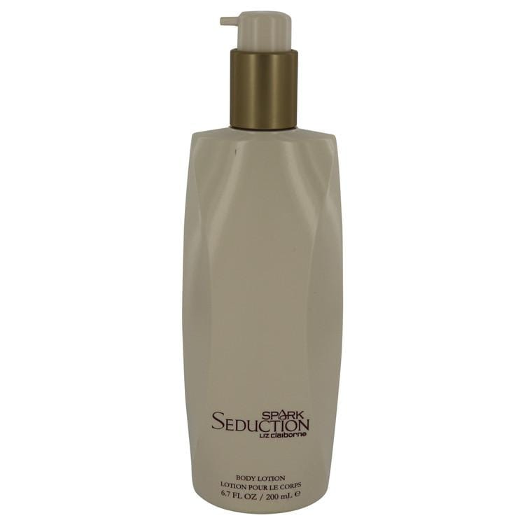 Spark Seduction by Liz Claiborne Body Lotion (unboxed) 6.7 oz for Women - Oliavery