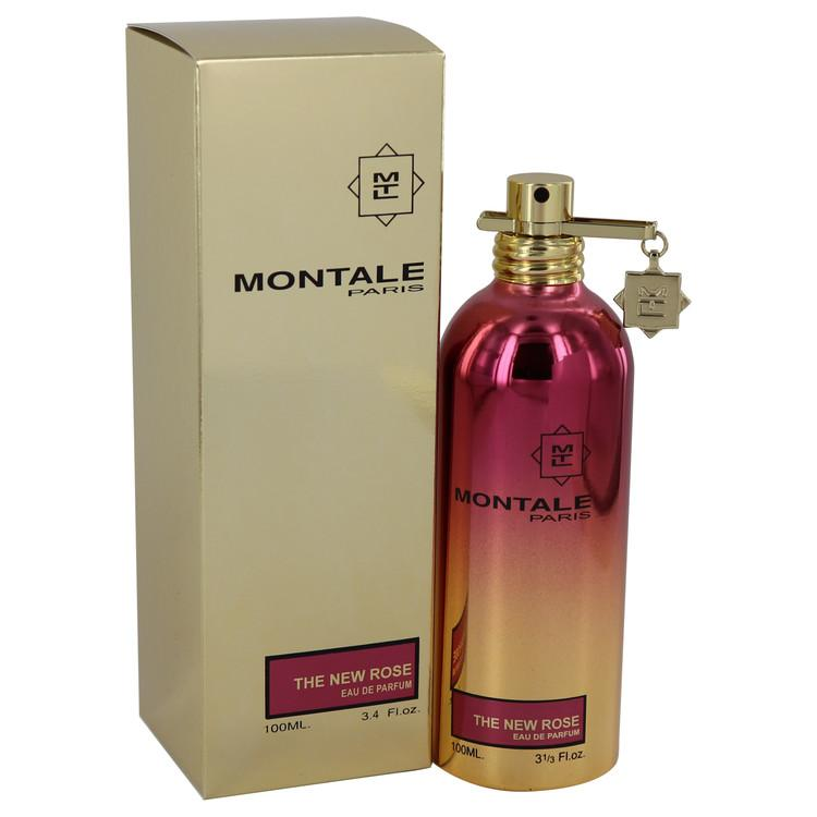 Montale The New Rose by Montale Eau De Parfum Spray 3.4 oz for Women - Oliavery