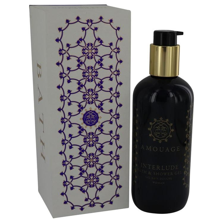 Amouage Interlude by Amouage Shower Gel 10 oz for Women - Oliavery