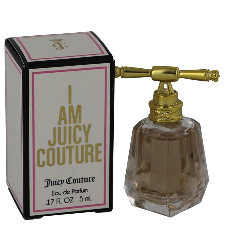 I am Juicy Couture by Juicy Couture Mini EDP .17 oz for Women