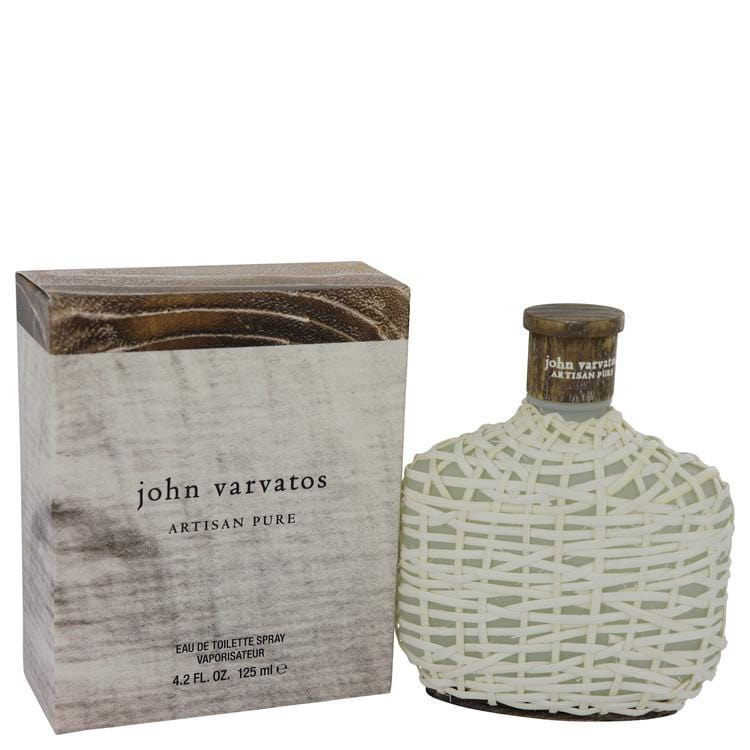 John Varvatos Artisan Pure by John Varvatos Eau De Toilette Spray 4.2 oz for Men - Oliavery