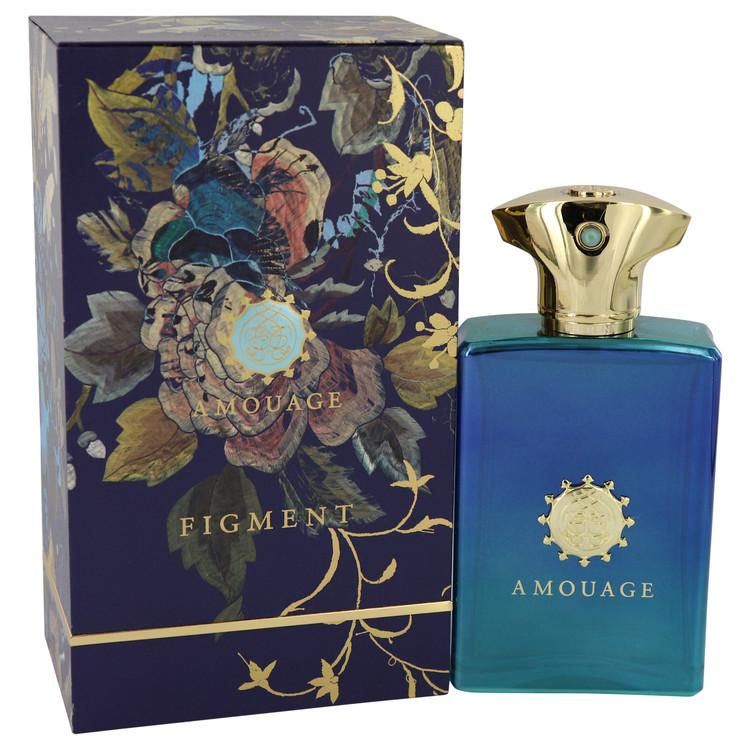 Amouage Figment by Amouage Eau De Parfum Spray 3.4 oz for Men - Oliavery
