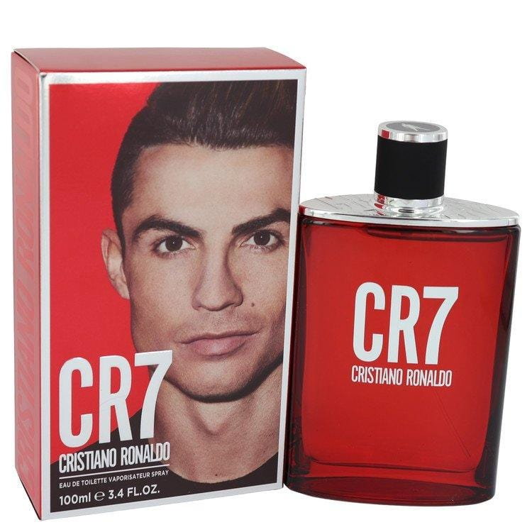 Cristiano Ronaldo CR7 by Cristiano Ronaldo Eau De Toilette Spray for Men - Oliavery