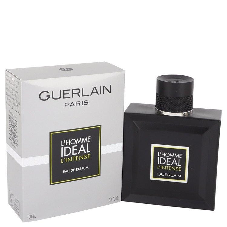 L'homme Ideal L'intense by Guerlain Eau De Parfum Spray 3.4 oz for Men - Oliavery