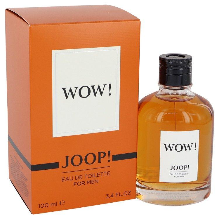 Joop Wow by Joop! Eau De Toilette Spray 3.4 oz for Men - Oliavery