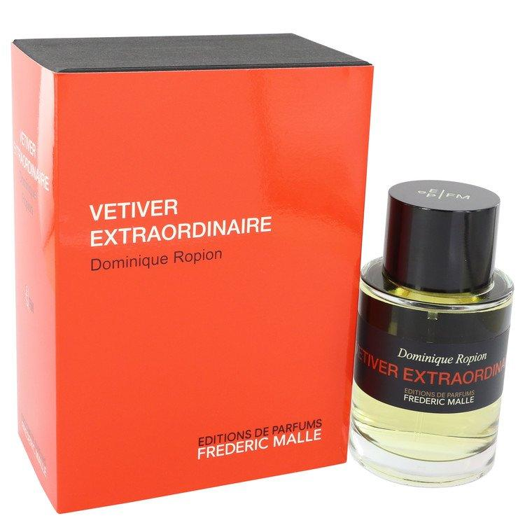 Vetiver Extraordinaire by Frederic Malle Eau De Parfum Spray 3.4 oz for Men - Oliavery