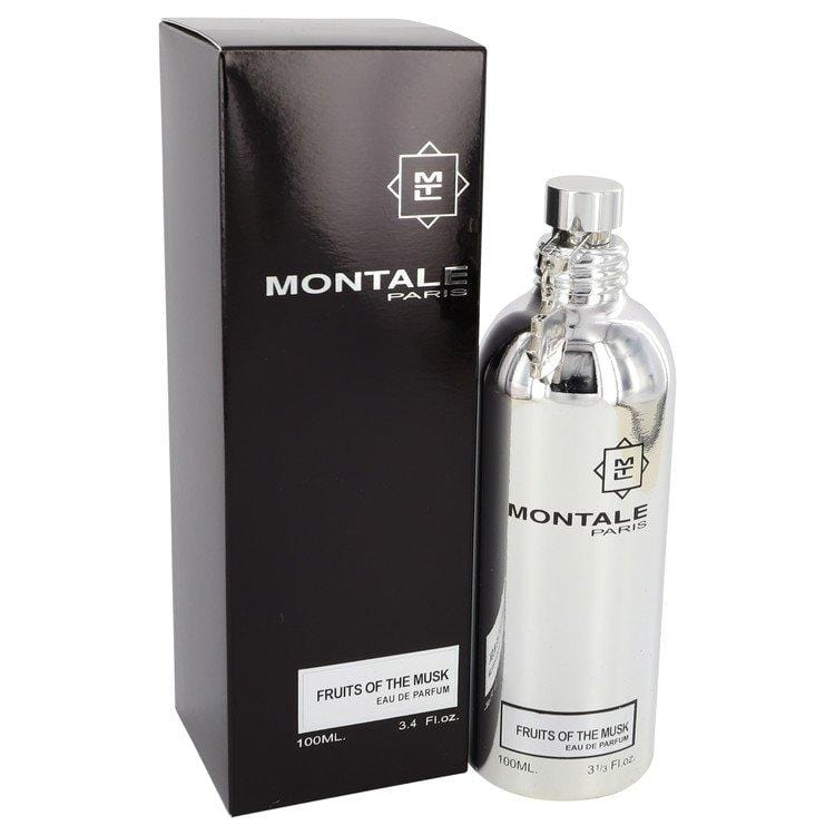 Montale Fruits of The Musk by Montale Eau De Parfum Spray (Unisex) 3.4 oz for Women - Oliavery