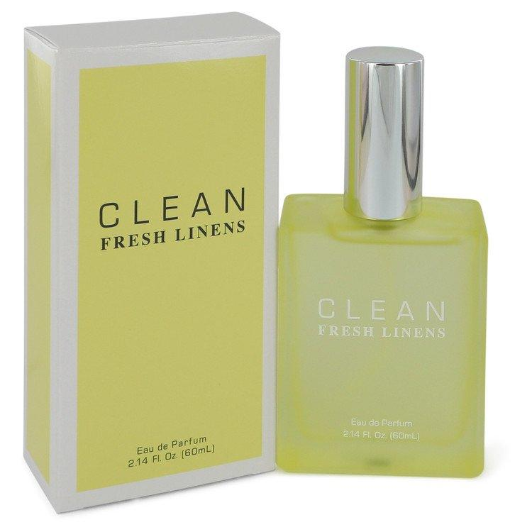 Clean Fresh Linens by Clean Eau De Parfum Spray 2.14 oz for Women - Oliavery