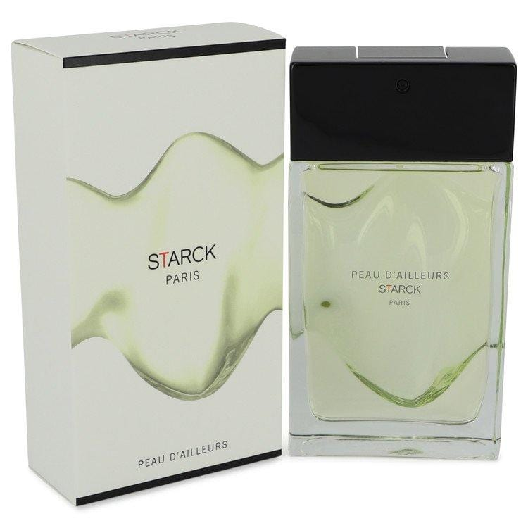 Peau D'ailleurs by Starck Paris Eau De Toilette Spray (Unisex) 3 oz for Women - Oliavery