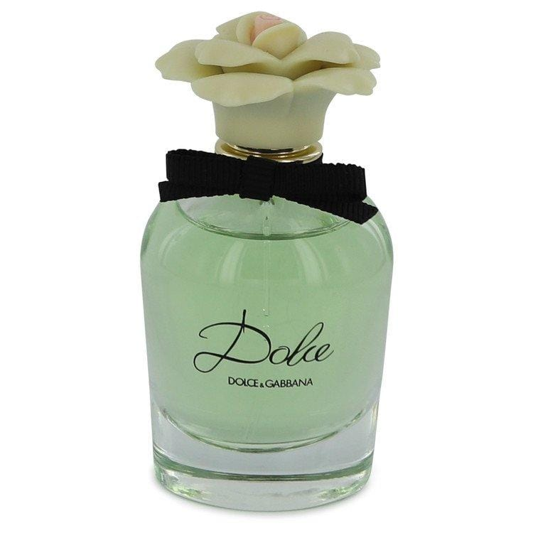 Dolce by Dolce & Gabbana Eau De Parfum Spray (unboxed) 1.6 oz for Women - Oliavery