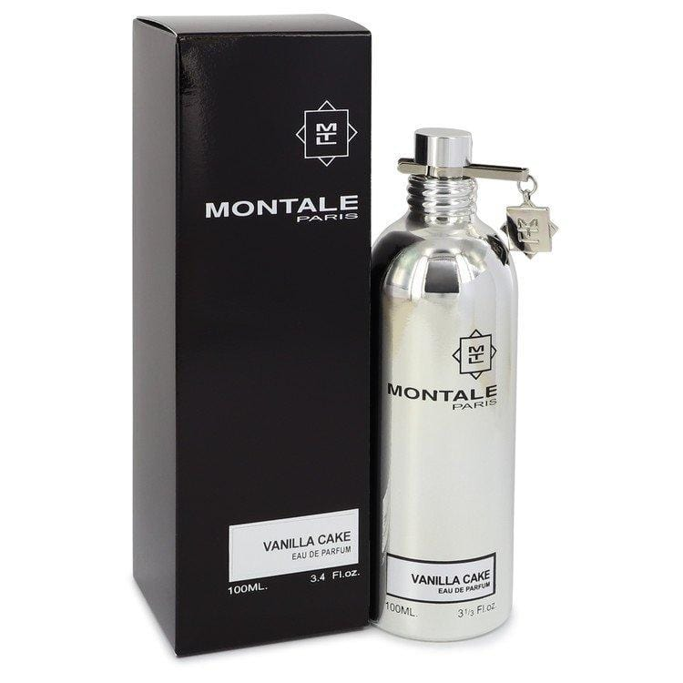 Montale Vanilla Cake by Montale Eau De Parfum Spray (Unisex) 3.4 oz for Women - Oliavery