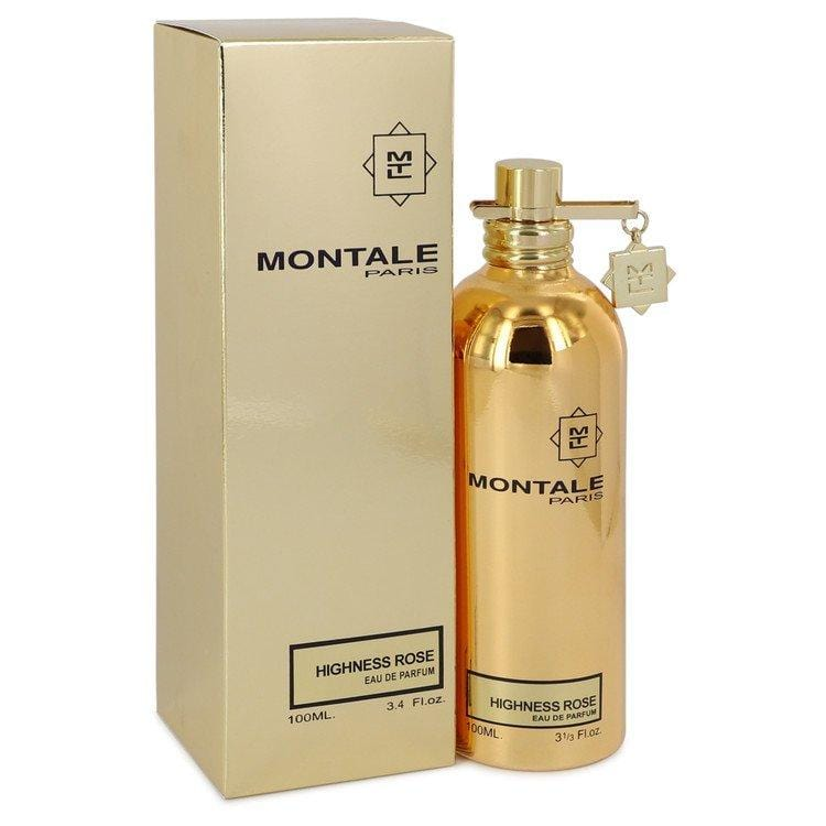 Montale Highness Rose by Montale Eau De Parfum Spray 3.4 oz for Women - Oliavery
