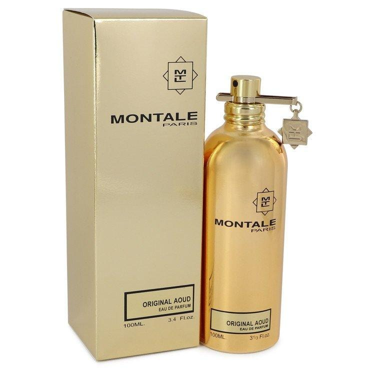 Montale Original Aoud by Montale Eau De Parfum Spray (Unisex) 3.4 oz for Women - Oliavery