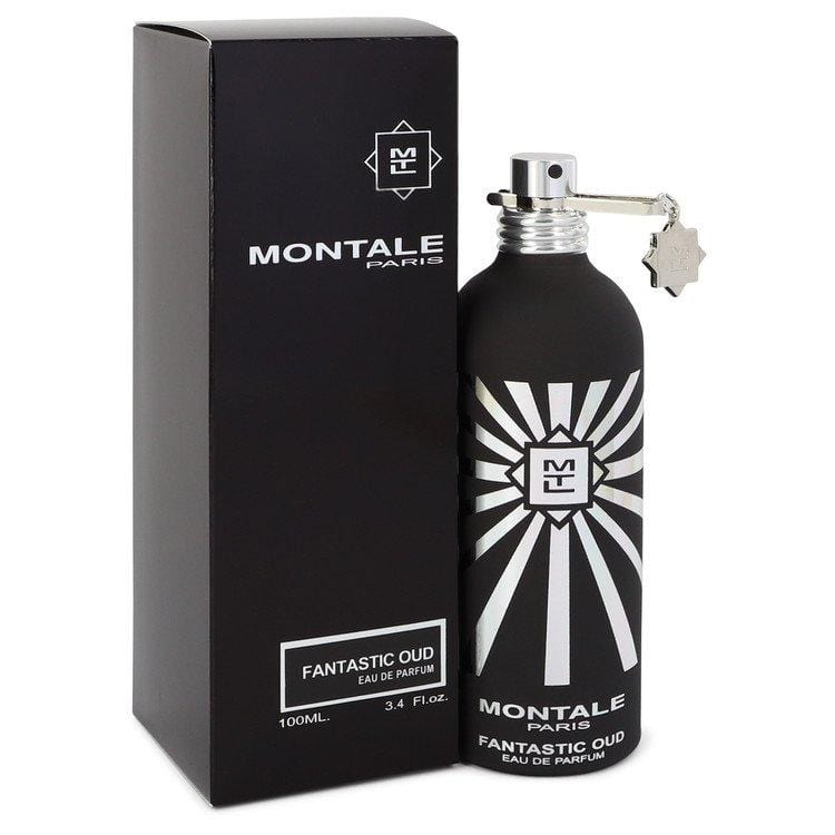 Montale Fantastic Oud by Montale Eau De Parfum Spray (Unisex) 3.4 oz for Women - Oliavery
