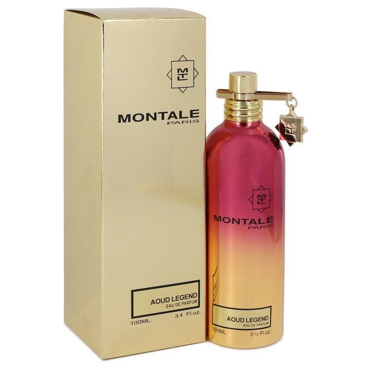 Montale Aoud Legend by Montale Eau De Parfum Spray (Unisex) for Women - Oliavery