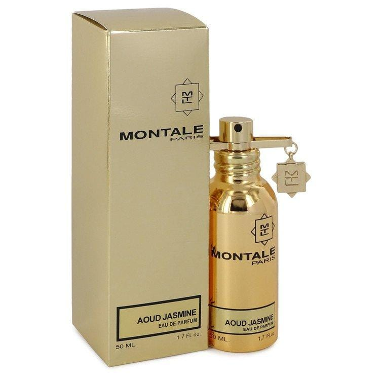 Montale Aoud Jasmine by Montale Eau De Parfum Spray (Unisex) 1.7 oz for Women - Oliavery