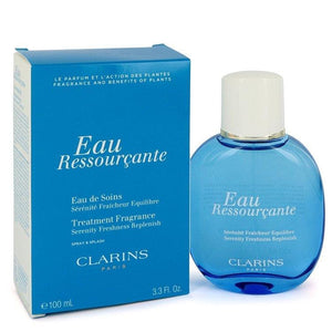 Eau Ressourcante by Clarins Treatment Fragrance Spray 3.3 oz for Women - Oliavery