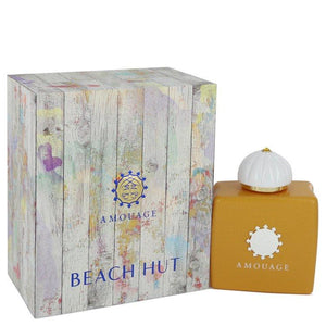 Amouage Beach Hut by Amouage Eau De Parfum Spray 3.4 oz for Women - Oliavery
