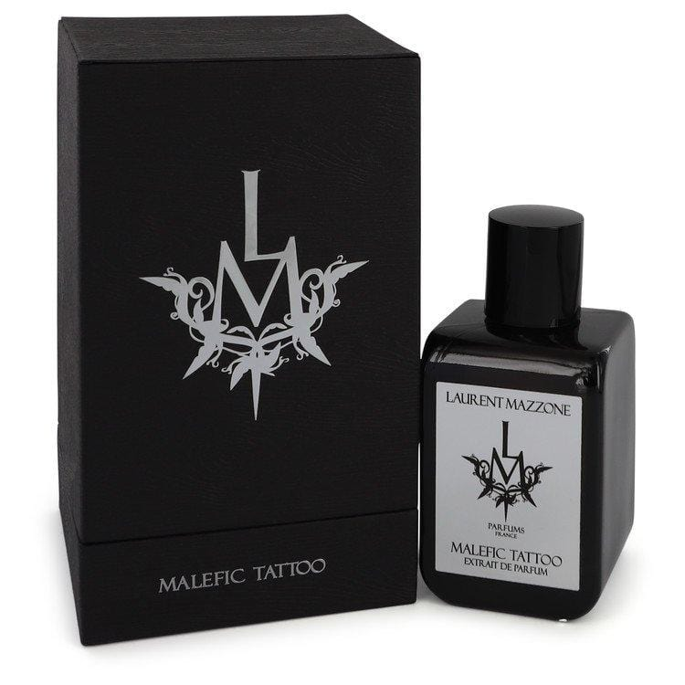 Malefic Tattoo by Laurent Mazzone Extrait De Parfum Spray 3.4 oz for Women - Oliavery