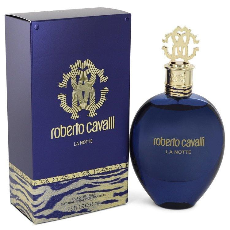 Roberto Cavalli La Notte by Roberto Cavalli Eau De Parfum Spray 2.5 oz for Women - Oliavery