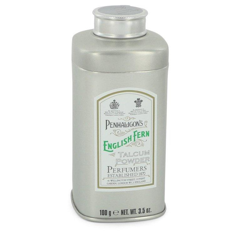 English Fern by Penhaligon's Talcum Powder 3.5 oz for Women - Oliavery
