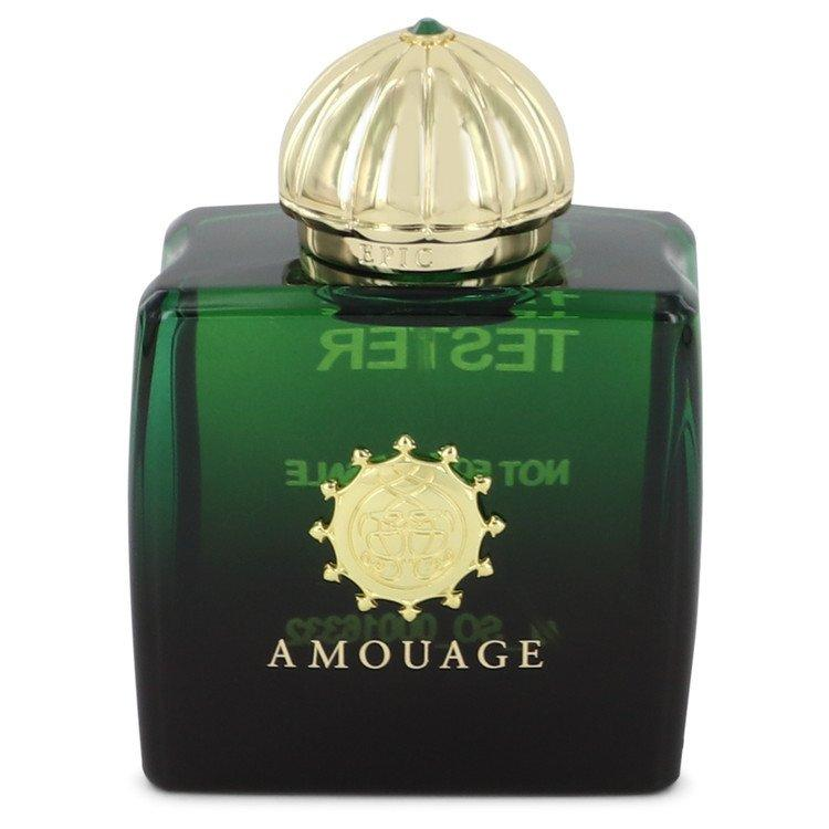Amouage Epic by Amouage Eau De Parfum Spray 3.4 oz for Women - Oliavery