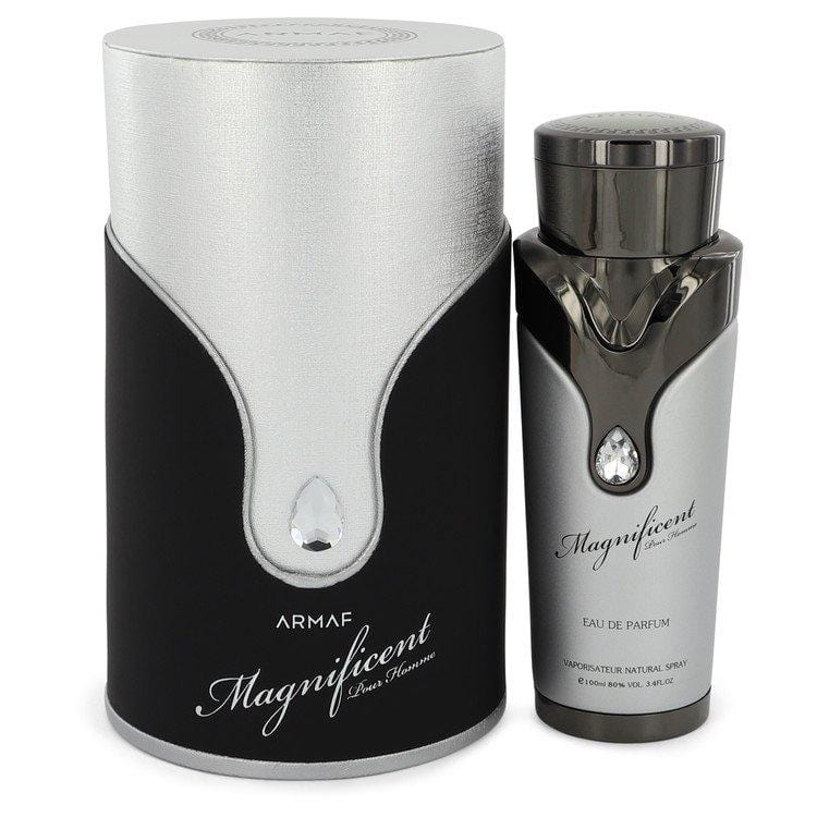 Armaf Magnificent by Armaf Eau De Parfum Spray 3.4 oz for Men - Oliavery