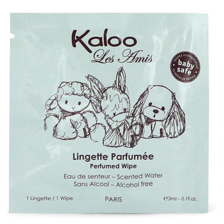 Kaloo Les Amis by Kaloo Pefumed Wipes 0.1 oz for Men - Oliavery
