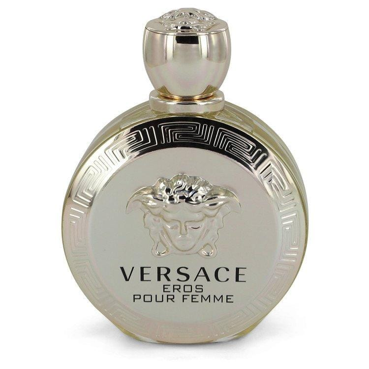 Versace Eros by Versace Eau De Parfum Spray (unboxed) oz for Women - Oliavery