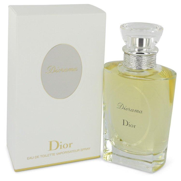 Diorama by Christian Dior Eau De Toilette Spray 3.4 oz for Women - Oliavery