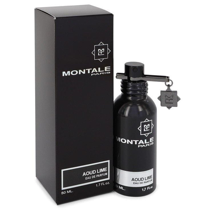 Montale Aoud Lime by Montale Eau De Parfum Spray (Unisex) 1.7 oz for Women - Oliavery