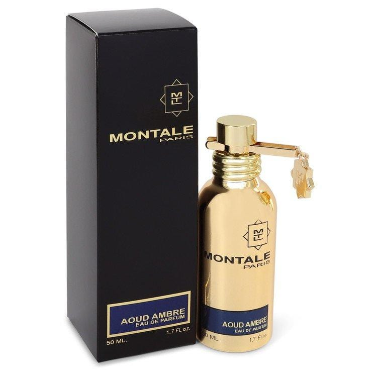 Montale Aoud Ambre by Montale Eau De Parfum Spray (Unisex) 1.7 oz for Women - Oliavery