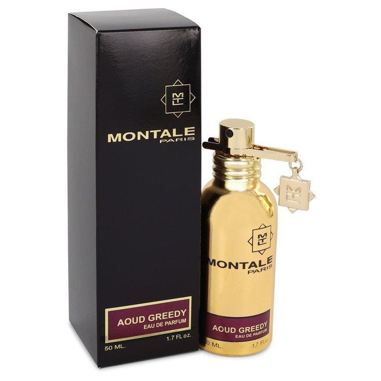 Montale Aoud Greedy by Montale Eau De Parfum Spray (Unisex) 1.7 oz for Women - Oliavery