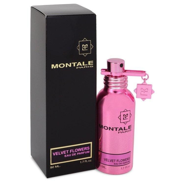 Montale Velvet Flowers by Montale Eau De Parfum Spray 1.7 oz for Women