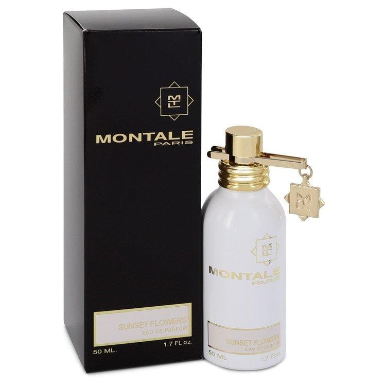 Montale Sunset Flowers by Montale Eau De Parfum Spray 1.7 oz for Women - Oliavery